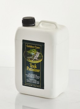 Golden Care Teak Patinizer 3 Liter
